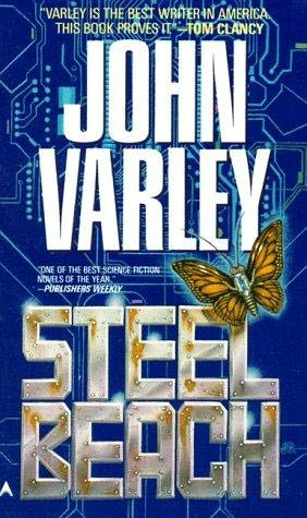 Steel Beach - by John Varley